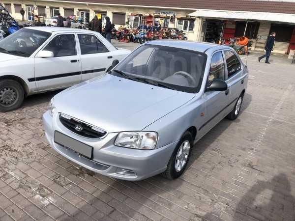 Hyundai Accent, 2011 год, 330 000 руб.