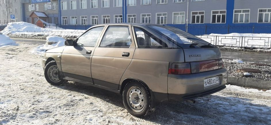 Лада 2112, 2001 год, 120 000 руб.