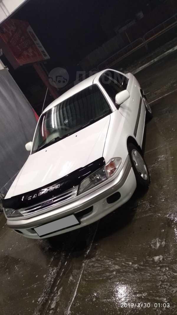 Toyota Carina, 1997 год, 110 000 руб.