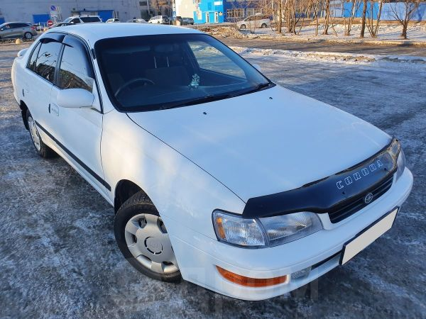 Toyota Corona, 1995 год, 189 000 руб.