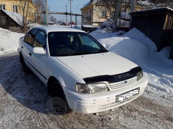 Toyota Tercel, 1998 год, 140 000 руб.