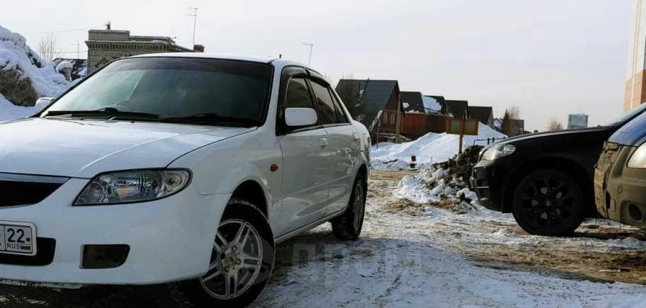 Mazda Familia, 2001 год, 198 000 руб.