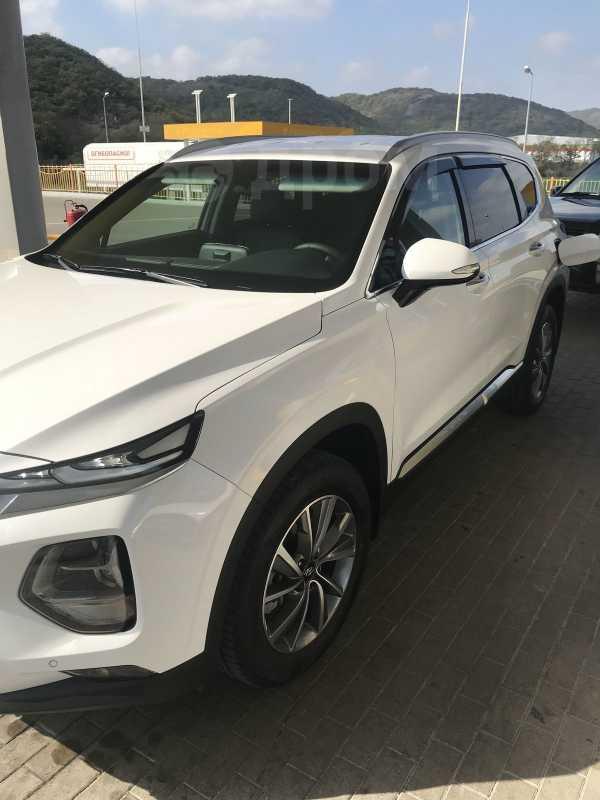 Hyundai Santa Fe, 2018 год, 2 350 000 руб.