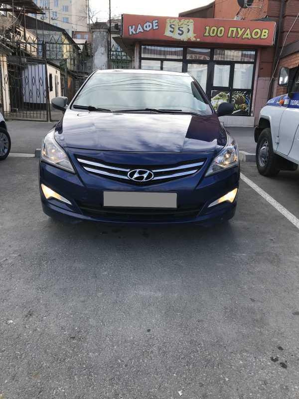 Hyundai Solaris, 2014 год, 440 000 руб.