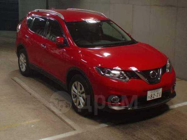 Nissan X-Trail, 2016 год, 1 230 000 руб.