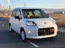 Чита Toyota Porte 2016