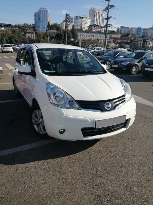 Nissan Note, 2010 год, 450 000 руб.