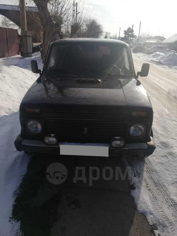Лада 4x4 2121 Нива, 1998 год, 99 000 руб.