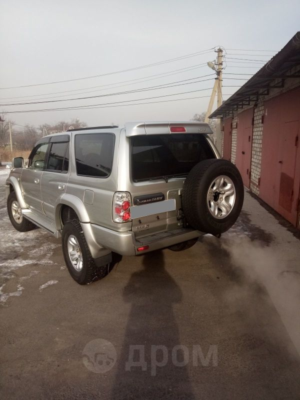 Toyota Hilux Surf, 2002 год, 800 000 руб.