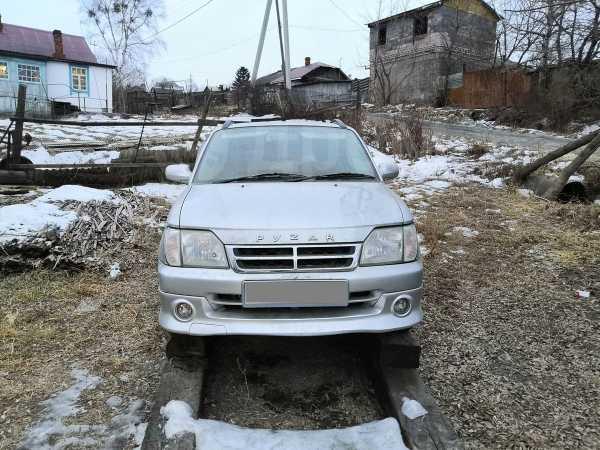 Daihatsu Pyzar, 1998 год, 65 000 руб.