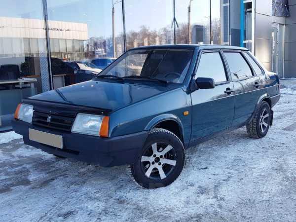 Лада 21099, 1997 год, 105 000 руб.