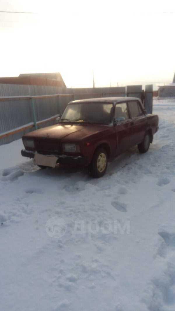 Лада 2107, 1999 год, 37 500 руб.