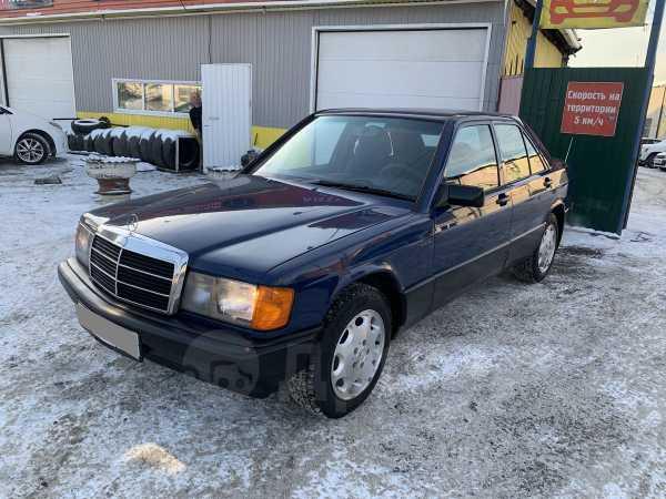 Mercedes-Benz 190, 1991 год, 250 000 руб.