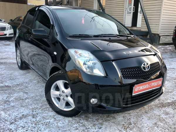 Toyota Yaris, 2007 год, 337 000 руб.