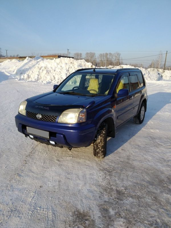 Nissan X-Trail, 2001 год, 430 000 руб.