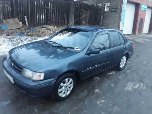 Toyota Tercel, 1993 год, 110 000 руб.