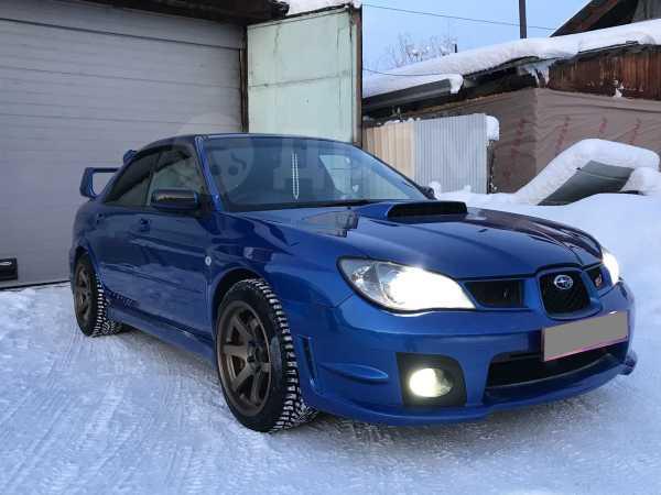 Subaru Impreza, 2006 год, 800 000 руб.