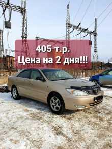 Иркутск Toyota Camry 2002