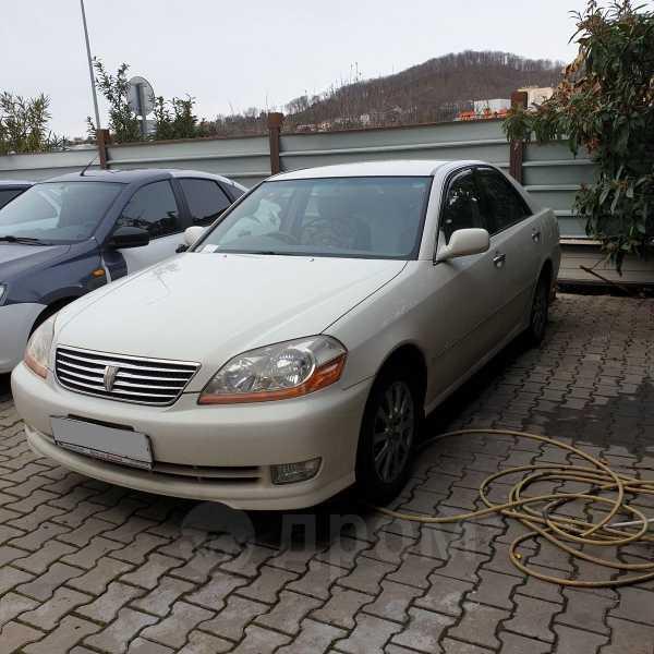 Toyota Mark II, 2004 год, 220 000 руб.