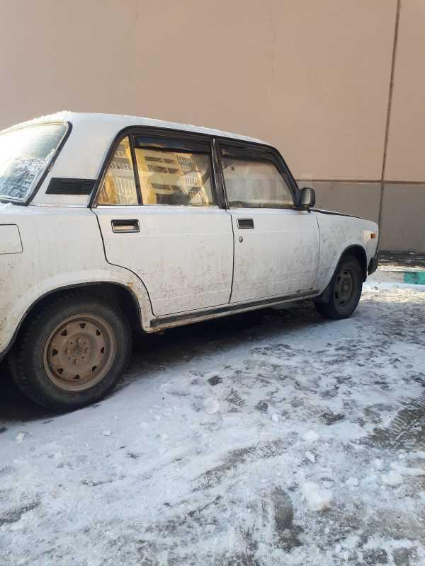 Лада 2107, 2003 год, 18 000 руб.