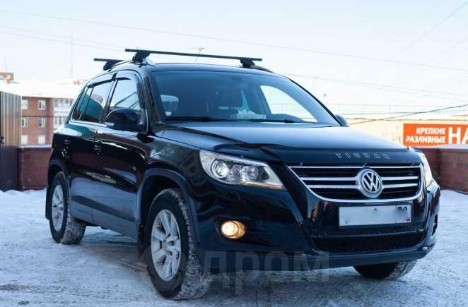 Volkswagen Tiguan, 2009 год, 650 000 руб.