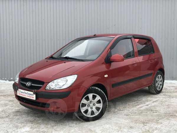 Hyundai Getz, 2010 год, 299 000 руб.