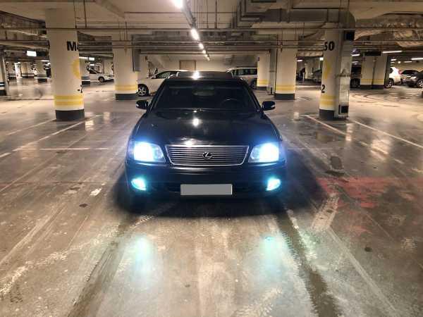 Lexus LS400, 1996 год, 460 000 руб.