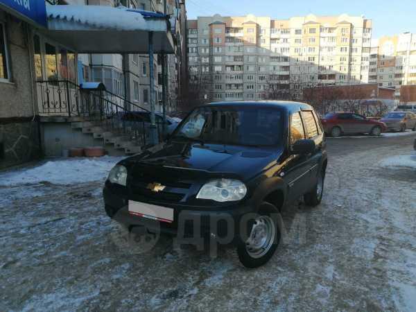 Chevrolet Niva, 2014 год, 305 000 руб.