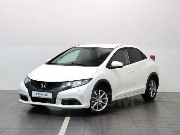 Honda Civic, 2013 год, 745 000 руб.