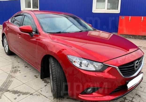 Mazda Mazda6, 2013 год, 1 000 000 руб.