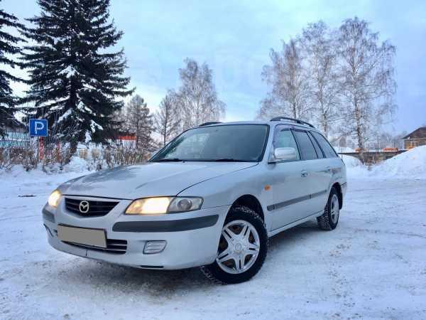Mazda Capella, 2001 год, 167 000 руб.