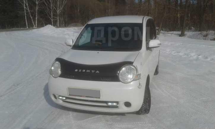 Toyota Sienta, 2010 год, 425 000 руб.