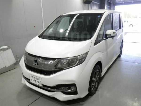 Honda Stepwgn, 2017 год, 1 458 000 руб.