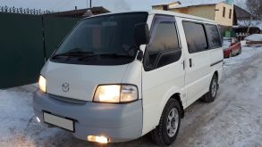 Новосибирск Bongo 2005