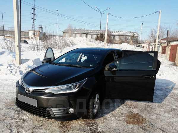 Toyota Corolla, 2016 год, 1 150 000 руб.