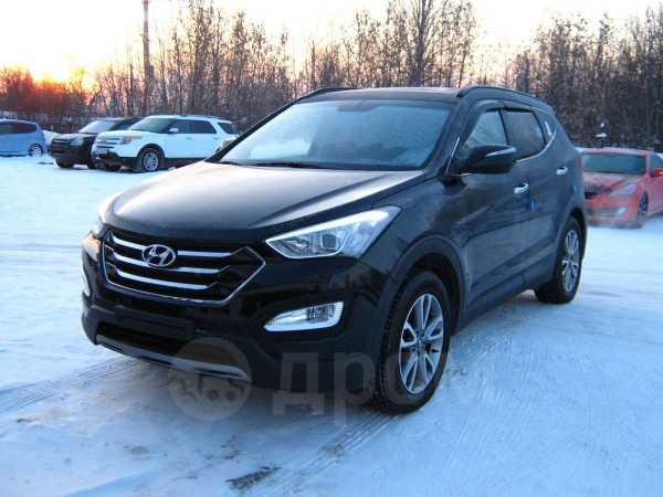 Hyundai Santa Fe, 2013 год, 1 695 000 руб.