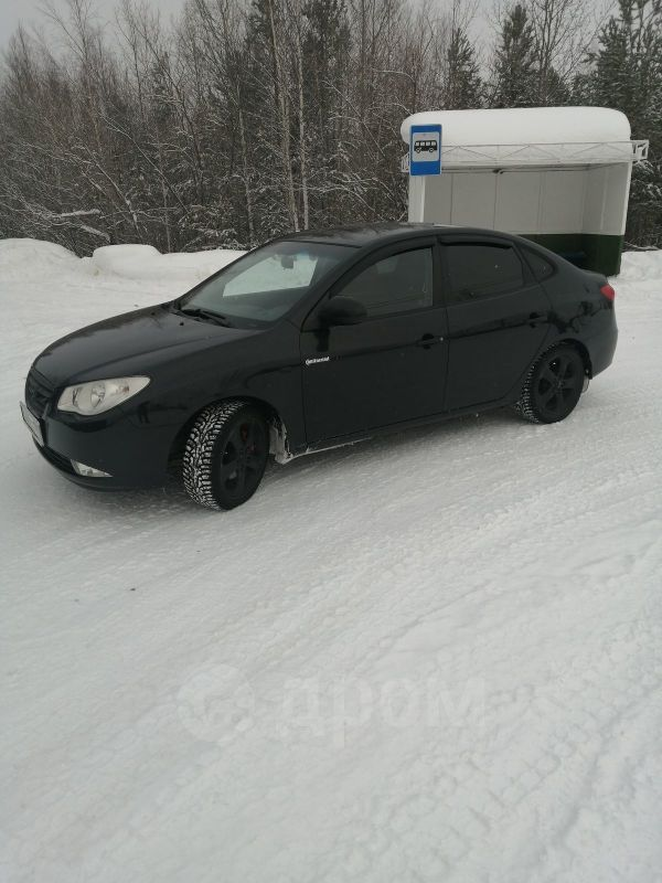 Hyundai Elantra, 2007 год, 290 000 руб.