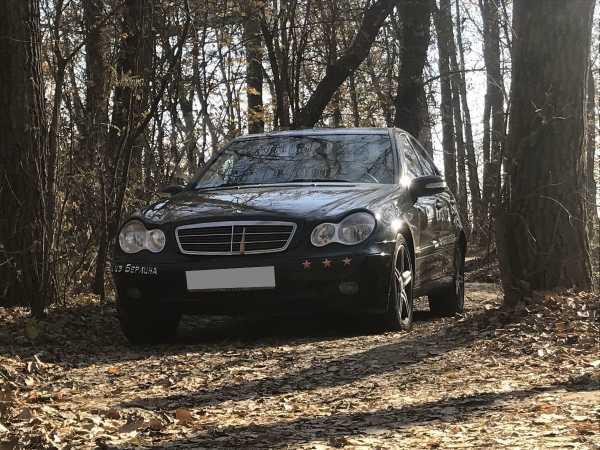 Mercedes-Benz C-Class, 2003 год, 365 000 руб.