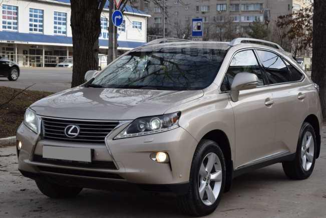 Lexus RX270, 2013 год, 1 390 000 руб.