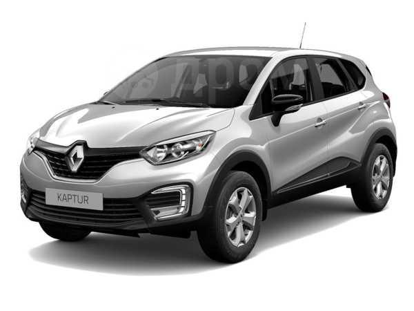 Renault Kaptur, 2020 год, 1 073 980 руб.