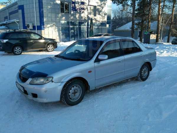 Mazda Familia, 2001 год, 111 000 руб.