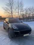 Porsche Cayenne, 2016 год, 3 200 000 руб.