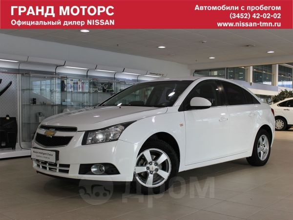 Chevrolet Cruze, 2011 год, 420 000 руб.