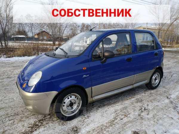 Daewoo Matiz, 2005 год, 105 000 руб.