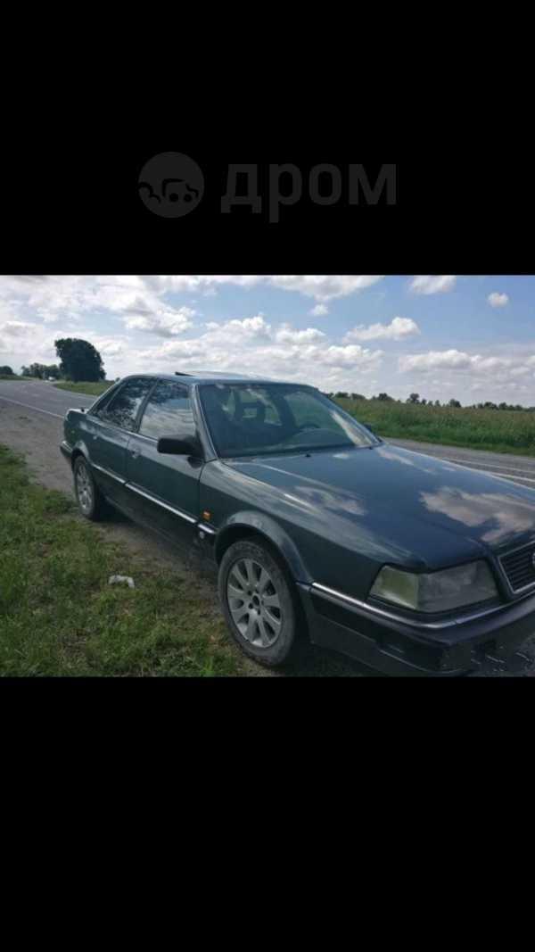 Audi V8, 1998 год, 155 000 руб.