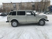 Челябинск 4x4 2131 Нива 2000