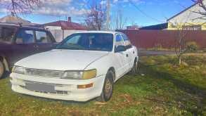 Пластуновская Corolla 1994