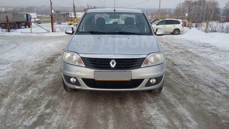 Renault Logan, 2013 год, 347 000 руб.