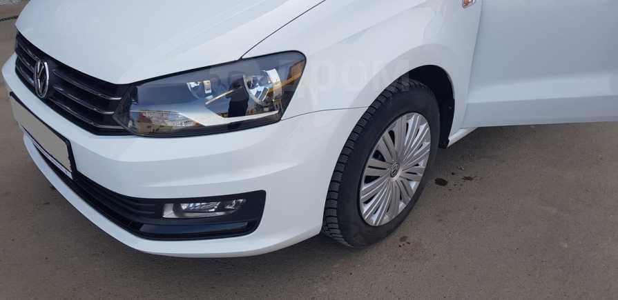 Volkswagen Polo, 2016 год, 550 000 руб.