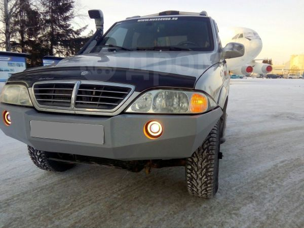 SsangYong Musso Sports, 2005 год, 420 000 руб.